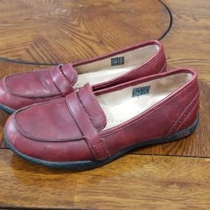 BUY 1 GET 1! Red Keen Cush loafers!